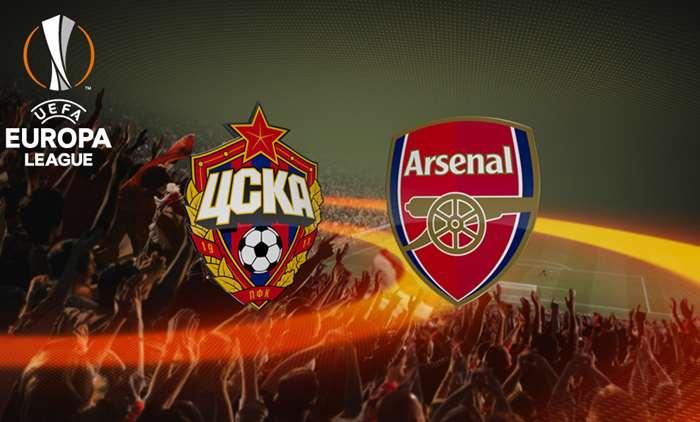 CSKA Moscow v Arsenal | Europa League, 2nd leg | The Green