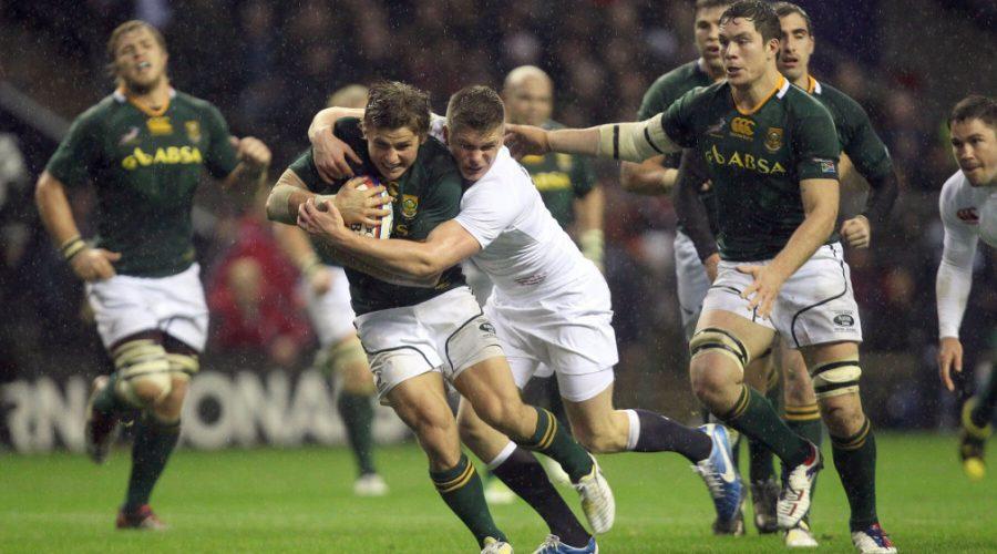 England v South Africa charroux
