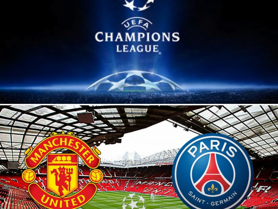 Man United v psg